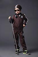 Детский спортивный костюм Адидас лампасы двойка