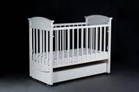 Детская кроватка Ласка «Napoleon VIP» белый