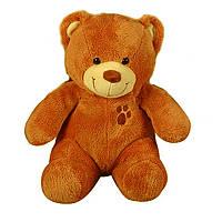 """Мягкая игрушка «Nicotoy» (5816065) плюшевый """"Медвежонок с вышивкой"""", 24 см (коричневый)"""