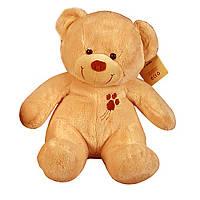 """Мягкая игрушка «Nicotoy» (5816065) плюшевый """"Медвежонок с вышивкой"""", 24 см (бежевый)"""