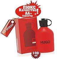 Hugo Boss Hugo Red Хорватия Люкс качество АА++ Хуго Босс Хуго Ред мен