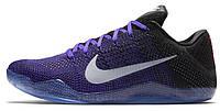 Баскетбольные кроссовки Nike Kobe 11 (Найк) фиолетовые