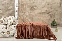 Набор Гармония Моряк: плед и постельное белье (Евро)