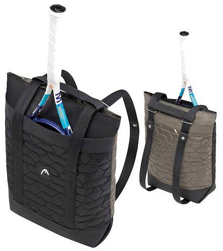 Прочная женская теннисная сумка на одну ракетку 283066 Womens 2-Way Club Bag HEAD