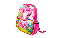 Рюкзак Свинка Пеппа 3D/ Peppa Pig (35 см)