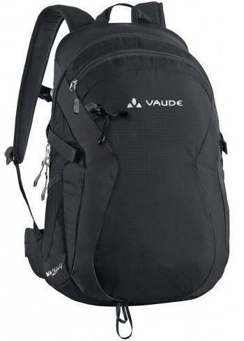 Туристический вместительный рюкзак 24 л. Vaude Wizard 4021574173231 Черный