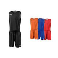 Баскетбольная форма двухсторонняя Macron X400 Set