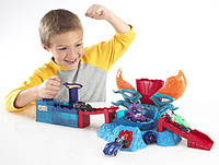 Тре Хот вилс Атака осьминога Измени цвет Hot Wheels Color Shifters Octo Battle Play Set