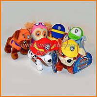 Мягкие игрушки брелки собачий патруль в ассортименте 12 см