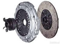 Муфта сцепления (корзина) ЯМЗ-238 (183.1601090) лепестковая (до 350 л.с.)