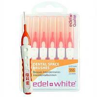 Набор межзубных ершиков Edel+White SSS, 0,45 мм