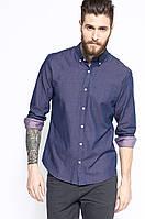 Рубашка мужская 100% хлопок XL