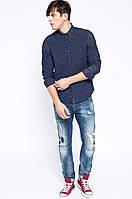 Рубашка  мужская 100% хлопок 2 цвета