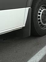 Передние брызговики (2 шт) - Mercedes Sprinter W906 Турция