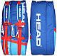 Сине-голубая сумка-чехол для большого тенниса на 6 ракеток  283345 Core 6R Combi BLFL HEAD , фото 3