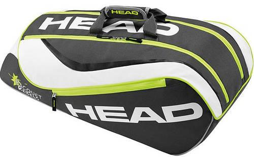 Подростковая сумка-чехол для большого тенниса  на 6 ракеток 283675 Junior Combi  AN HEAD