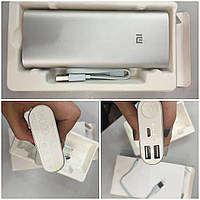 PowerBank Xiaomi Mi 16000mAh Silver ОРИГИНАЛ