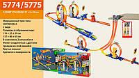 Детский трек  инерционный HOT WHEELS 5774/5775