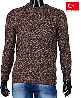 Модный мужской свитер из высококачественной пряжи.