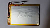 Аккумулятор (04*60*90), 3.7V, 3200mAh