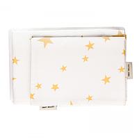 Cotton Living - Комплект постельного белья в кроватку Little Star Gold