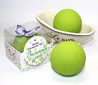 Бомба для ванны Зеленый чай