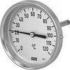 Термометры биметаллические ТБ63(0...+200)L160