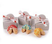 Печенье с предсказаниями «Бон-Бон», в шоколадной глазури, от 30 шт.