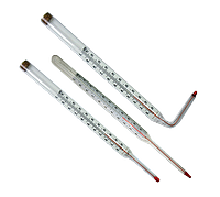 Термометр ТТЖ-М ИСП.1П-2 прямой L-160мм D-403мм (-35...+50)