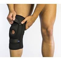 Бандаж для фиксации коленной чашечки неопреновый 1-4 размер  Алком 4038 Бандаж для фіксації колінної чашечки