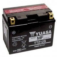 Аккумулятор мотоциклетный 11Ah 210A YUASA TTZ12S , Honda NSS 250 Forza / FJS Silver Wing , Yamaha XP-TMAX