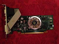 ВИДЕОКАРТА Pci-E Nvdia GeForce 7500 LE на 512 MB сГАРАНТИЕЙ ( видеоадаптер 7500le 512mb 64bit )