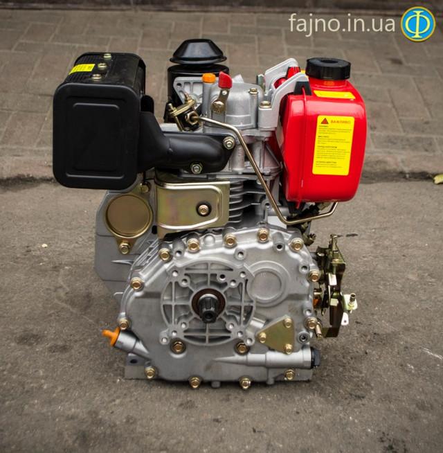Дизельный двигатель Победит ПДД 178 мощностью 5,5 л.с.