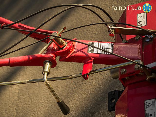 Мотоблок дизельный Победит 2012Д фото 8