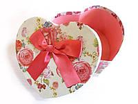 Подарочная коробочка Сердце большое