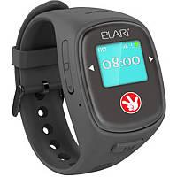 Детский телефон-часы с GPS/LBS/WIFI трекером FIXITIME 2 Black (FT-201BK)
