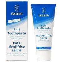 Зубная паста с минеральной солью Weleda, 75 мл