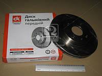Диск тормозной передний ВАЗ 2110 2111 2112 R13 ДК