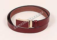 Ремень мужской кожаный 510-810-3