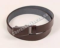 Ремень мужской кожаный 510-810-6