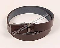 Ремень мужской кожаный 510-810-7
