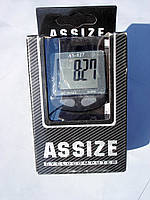 Велокомпьютер ASSIZE AS-827 (8 функций)