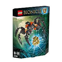 LEGO® BIONICLE® Обладатель смертельных пауков 70790 70790 ТМ: LEGO