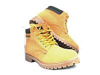 Ботинки мужские качественные в стиле Timberland и CAT