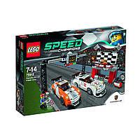 LEGO® Speed Champions Финишная прямая Porsche 911 GT 75912 75912 ТМ: LEGO