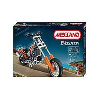 Конструктор Evolution Мотоцикл (2 модели) 864200 ТМ: MECCANO