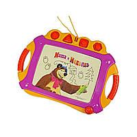 "Магнитная доска для рисования ""Маша и Медведь"" MM-542               ТМ: Bk Toys Ltd"