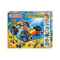 Конструктор Build&Play Багги (4 модели) 6023658 ТМ: MECCANO