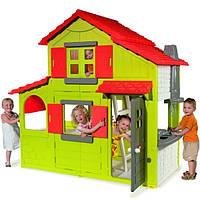 Двухэтажный домик с кухней 320021 ТМ: Smoby