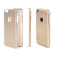 Чехол Tucano AL-GO CASE IPHONE 6/6S GOLD